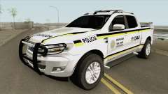 Ford Ranger (Brigada Militar) para GTA San Andreas