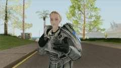 Sarah Lyons (Fallout 3) para GTA San Andreas