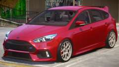Ford Focus RS V2 para GTA 4