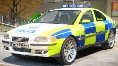 Volvo S60 Police para GTA 4