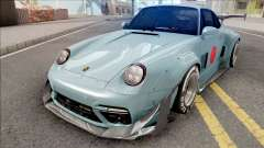 Porsche 911 GT2 Yasiddesign Style