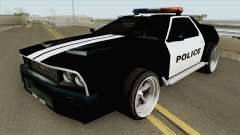 DeLorean DMC-12 Police 1981 para GTA San Andreas