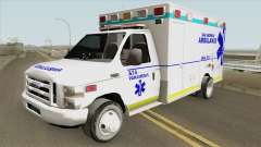 Ford E350 (San Andreas Ambulance) para GTA San Andreas