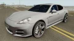 Porsche Panamera Turbo HQ para GTA San Andreas