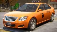 Taxi Karin Asterope V2 para GTA 4