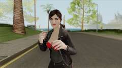 Amanda (GTA V The Lost) para GTA San Andreas