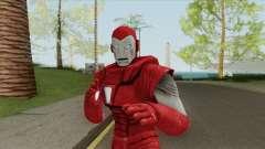 Iron Man 2 (Silver Centurion) V1 para GTA San Andreas
