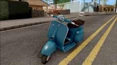 Piaggio Vespa VNB 125 IVF para GTA San Andreas