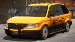 Cabbie NYC Style para GTA 4
