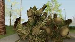King Groot para GTA San Andreas