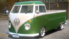 VW Kombi Pick-Up T2 Bus para GTA 4