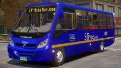Colombia Bus Sitp V1.1 para GTA 4