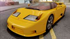 Bugatti EB110 SS (US-Spec) 1992 IVF para GTA San Andreas