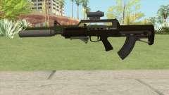 Bullpup Rifle (Three Upgrades V3) GTA V para GTA San Andreas