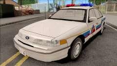 Ford Crown Victoria 1993 Hometown Police para GTA San Andreas