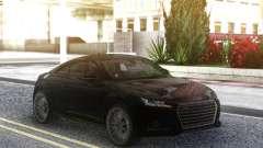 Audi TTS 2015 Black Edition para GTA San Andreas