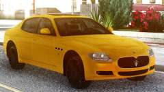 Maserati Quattroporte V30 para GTA San Andreas