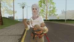 Ciri From The Witcher 3 para GTA San Andreas