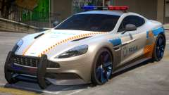 AM Vanquish Police