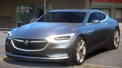 2016 Buick Avista Concept V2 para GTA 4