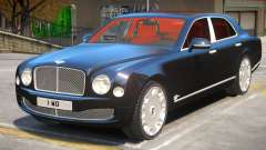 Bentley Mulsanne V1.1 para GTA 4