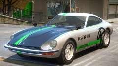 Karin 190Z PJ6 para GTA 4