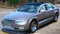 Audi A8 V2 para GTA 4