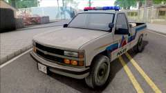 Chevrolet Silverado 1991 Hometown Police