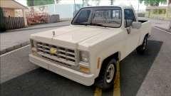Chevrolet C-10 Custom Deluxe 1976 para GTA San Andreas