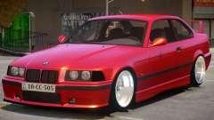 BMW M3 E36 Coupe para GTA 4