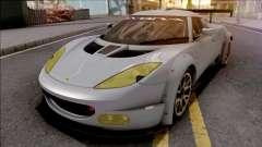 Lotus Evora GX 2012
