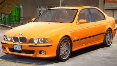 BMW M5 E39 V1.2 para GTA 4