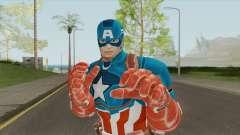 Captain America V1 (Marvel Ultimate Alliance 3) para GTA San Andreas