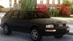 Audi RS2 Avant Black para GTA San Andreas