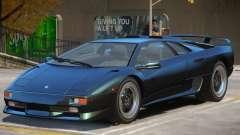 Lamborghini Diablo para GTA 4