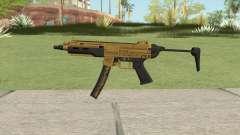 SMG Flashlight V3 (Luxury Finish) GTA V para GTA San Andreas