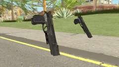 Samurai Edge Handgun (Resident Evil)