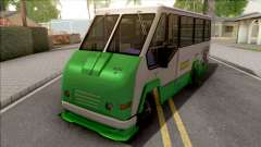Chevrolet Alfa Microbus para GTA San Andreas
