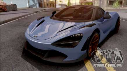 McLaren 720S Vorsteiner 2018 para GTA San Andreas