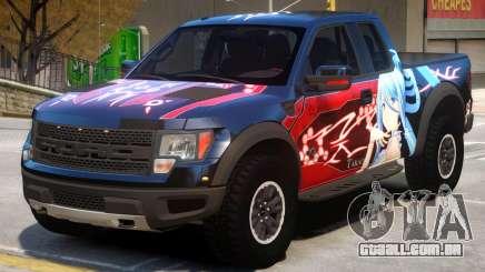 Ford F150 V2 PJ para GTA 4