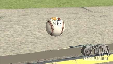 Baseball Ball From GTA V para GTA San Andreas