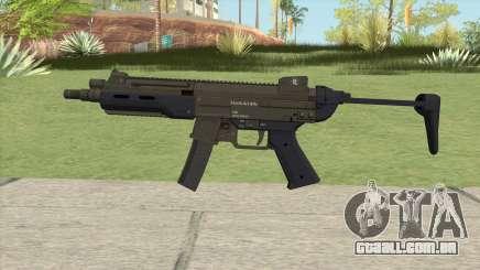 Hawk And Little SMG (Base V1) GTA V para GTA San Andreas