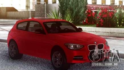 BMW M135i 2013 3 doors para GTA San Andreas