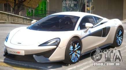 McLaren 570S R3 para GTA 4