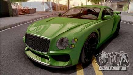 GTA V Enus Paragon R Green para GTA San Andreas