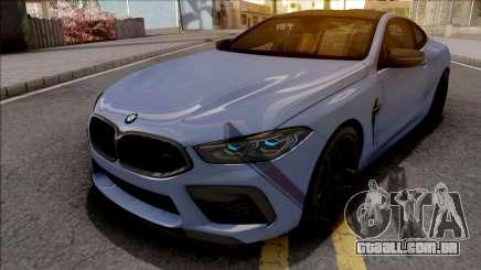 BMW M8 F92 2020 para GTA San Andreas