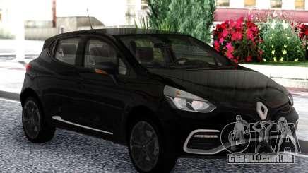 Renault Clio RS All Black para GTA San Andreas