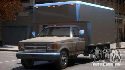 Vapid Box Truck v1.1 para GTA 4