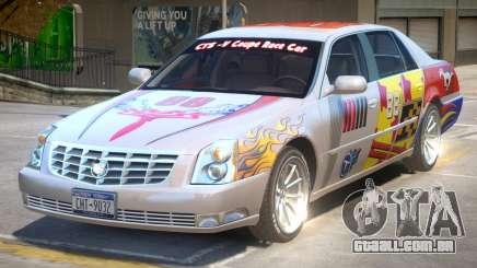 Cadillac CTS V para GTA 4
