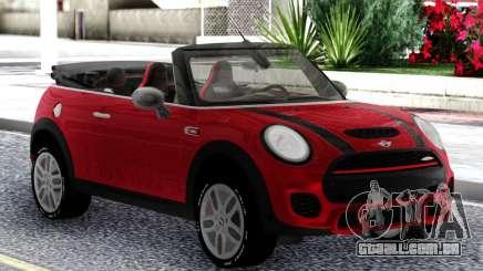MINI John Cooper Works Convertible 2018 para GTA San Andreas